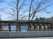 Railroad Bridge over the Kennebec (2013)