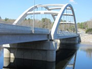 2011 Bridge over the Kennebec River (2013)