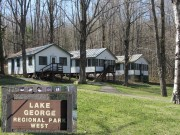 Cabins at Lake George (2013)