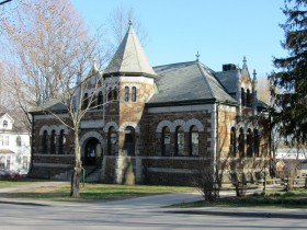 Lawrence Library (2013)