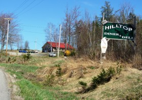 Hilltop Diner and Deli in Crawford on Route 9 (2013)