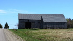 Barns on the Cooper Road (2013)