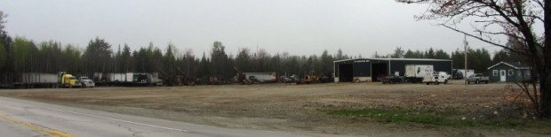 Logging Equipment and Trucking Company in Waite (2013)