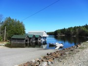 Boat Launch and Boat Houses (2013)