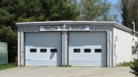 Princeton Fire Department (2013)
