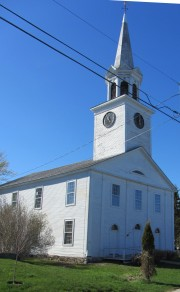 "Central Congregational Church, ""The Seaman's Church 1828"" (2013)"