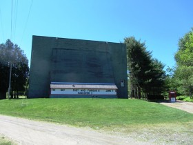 The Drive-In Theater (2013)