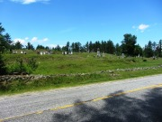 Woodland Cemetery in Bethel (2013)
