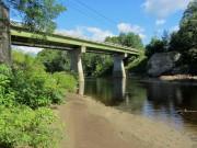 Bridge at the Sandy River (2013)