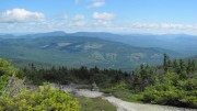 Panoramic View from East Peak of Baldpate Mountain (2013)