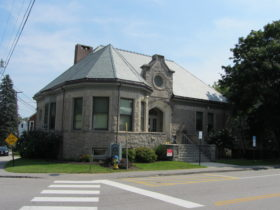 Charles M. Bailey Public Library (2013)