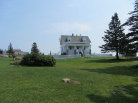 Pemaquid Point Light Keepers House (2013)