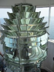 Pemaquid Point Lighthouse 4th Order Fresnel Lens (2013)