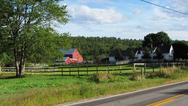 Farm on Route 218 (2013)