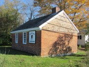 1806 Schoolhouse on Route 32 (2013)