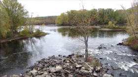 Androscoggin River at Dixfield (2013)