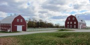 Pineland Farms Barns (2013)