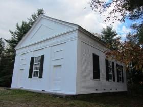 Universalist Meeting House (2013)