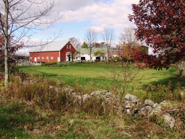Intervale Farm on Intervale Road (2013)
