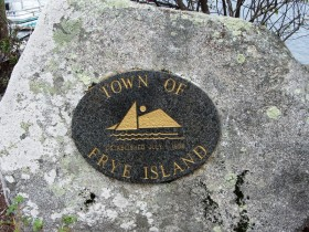 Plaque on the Island (2013)