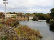 Dam on the Presumpscot River (2013)