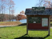 Boat Launch on Route 136 (2013)