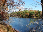 Androscoggin River at the Boat Launch (2013)
