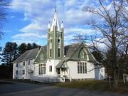 Greene Baptist Church on Main Street (2013)