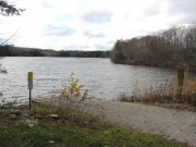 Round Pond Boat Launch off Route 4 (2013)