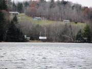 Houses across Round Pond (2013)