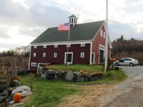 The Nelson Family Farm Barn (2013)
