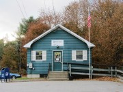 Post Office on Route 4 near the Turner Line (2013)