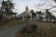 St. Peter's By-The-Sea Episcopal Church on the Shore Road in York (2013)