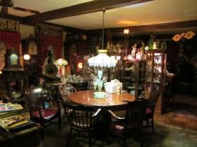 Interior of the Tea Room (2013)