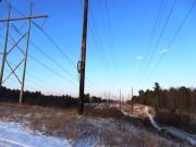Powerlines and Bridge (2013)