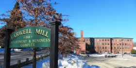Farwell Mill Apartment and Business Complex (2014)