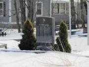 Veterans Memorial at Elmwood Hall (2014)