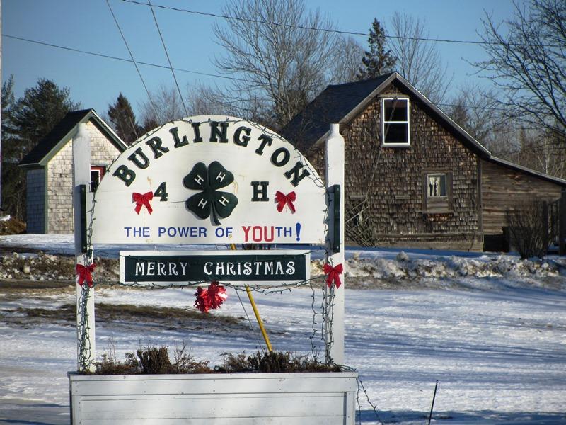 Burlington   Maine: An...I 95 Exit 29