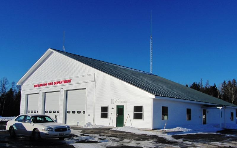 Burlington   Maine: An Encyclopedia