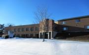 Gardiner Regional Middle School on Cobbossee Avenue in Gardiner (2014)