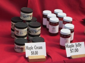 Maple Products at Jillson Farm (2014)