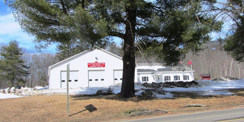 Where Is The Closest Gas Station To Me >> Litchfield | Maine: An Encyclopedia