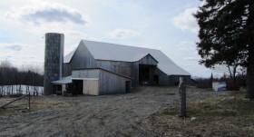 Amish Farm with Barn in Sherman (2014)