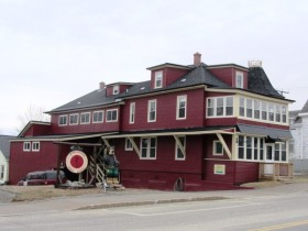Appalachian Trail Lodge in Downtown Millinocket (2014)