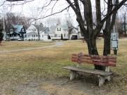 Park in Downtown Millinocket (2014)