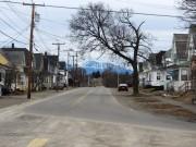Mount Katahdin from Katahdin Avenue and Cherry Street (2014)