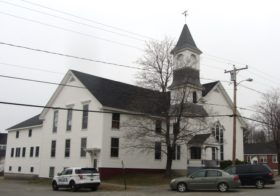 United Baptist Church (2014)