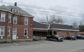 Sheriffs Department and County Jail in Dover-Foxcroft (2014)