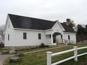 Old Orrs Island Schoolhouse (2014)