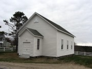 1855 Orrs Island Meetinghouse (2014)